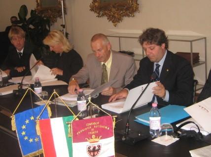 Civico commissione interregionale